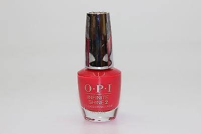 ISLL64 - OPI Infinite Shine 2.0 - Cajun Shrimp .5oz - NEW