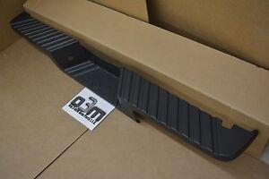 2008 - 2012 Ford Super Duty Bumper Step Pad Black new OEM 9C3Z-17B807-AA