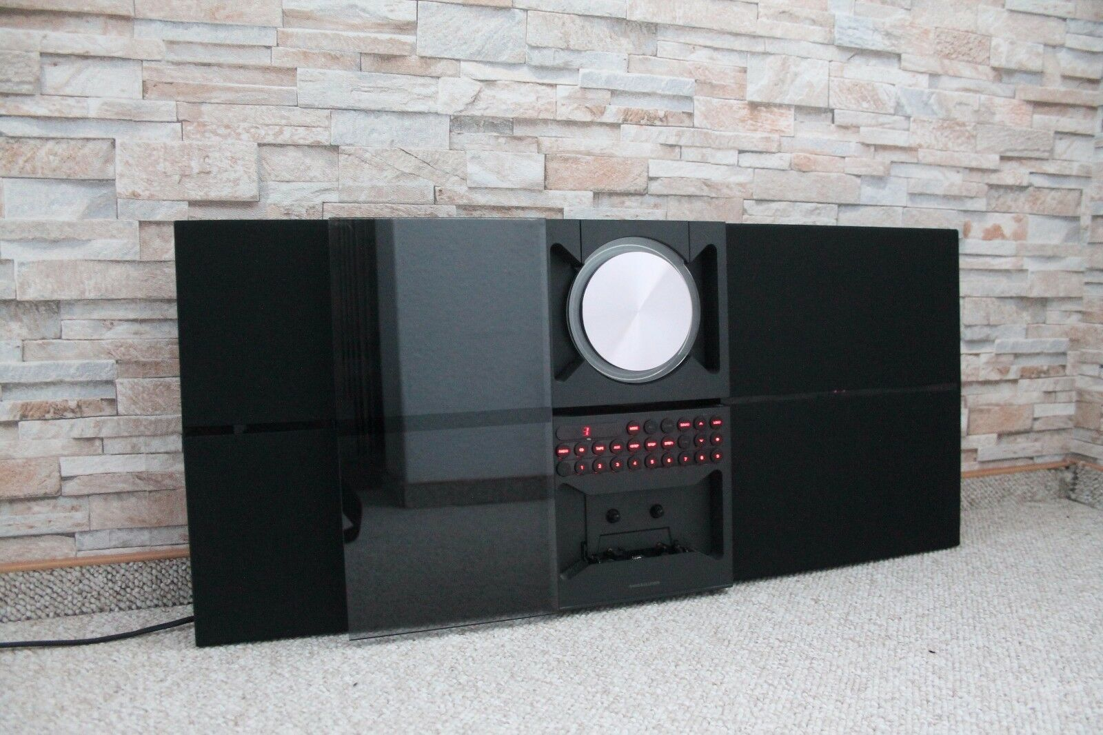 bang olufsen beosound century cd neu stereoanlage fernbedienung eur 259 00. Black Bedroom Furniture Sets. Home Design Ideas