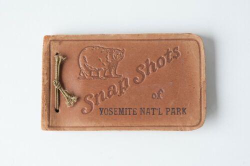 Vintage Yosemite Nat