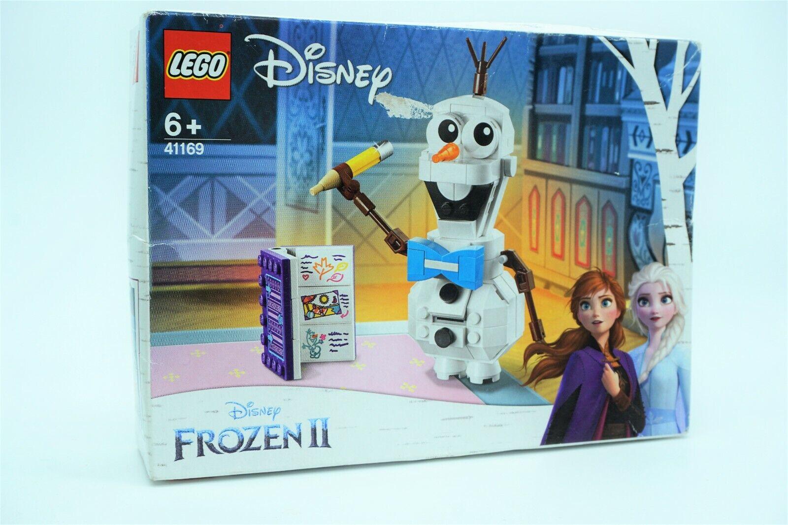 Lego 41169 Schneemann Olaf aus Disney Frozen II Eiskönigin 2 ungeöffnet