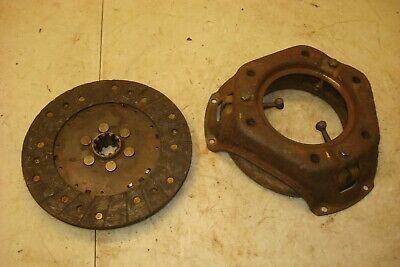 1950 Ferguson To20 Tractor Clutch Pressure Plate