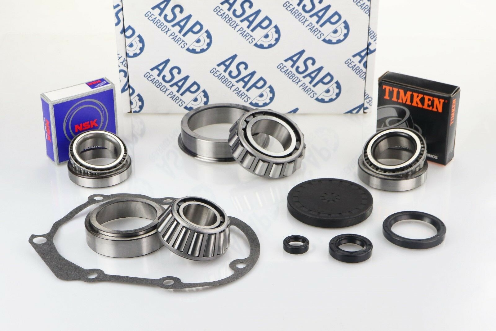 Details about VW Passat 6 Speed 01E Gearbox OEM Bearing & Oil Seal Rebuild  Kit 2000 - 2004