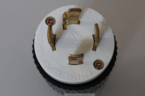 NEMA-L14-30-30A-125-250V-3-Pole-4W-Grounding-Plug