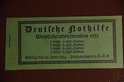 Briefmarken Deutsche Nothilfe von 1933