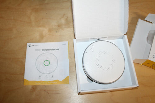 AIRTHINGS WAVE - Smart indoor air quality monitor with Radon Detection