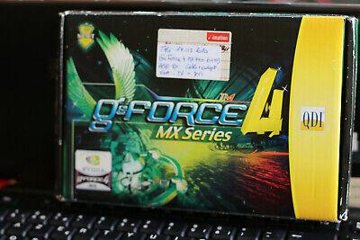 NVidia GeForce 4 MX 440 AGP 8X 64Mb Dual VGA-TV-DVI