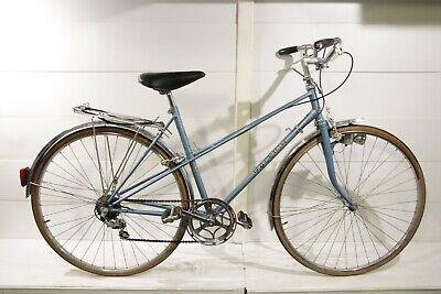 0115-Handlebar MANDELLI Parma Chrome Steel for 20-24-26-28 bike City Bike