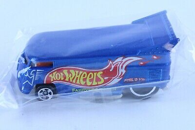HOT WHEELS VOLKSWAGEN DRAG BUS FROM LARRY WOOD COLLECTION