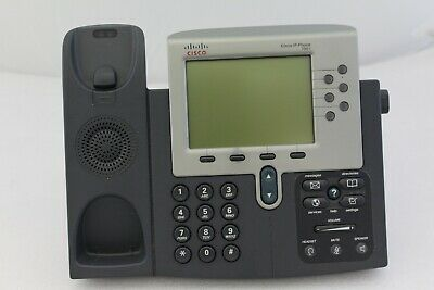 Cisco 7961g- Cp-7961g Unified Ip Voip Phones-lot Of 50 Used As Is