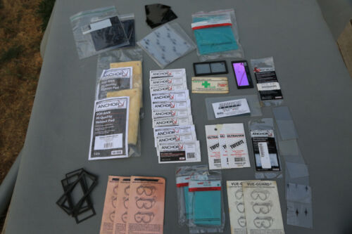 Anchor Brand - Vue Guard - Weldcote and More.... Replacement Lenses Lot