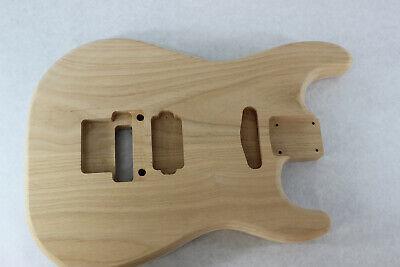 Alder HxS guitar body - fits Fender Strat Stratocaster neck Floyd Rose J195