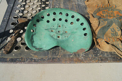 Antique Seat Metal Tractor Seat Vintage Farm Tractor Seat