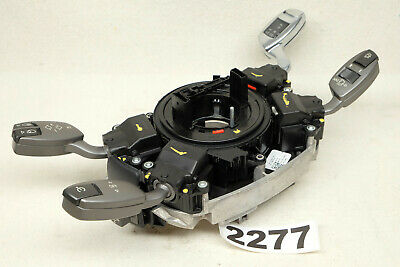 BMW E65 7-Series 02 03 04 05 Steering Column Hub Clockspring Switch OEM 2277