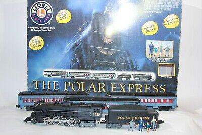 Lionel 6-31960 Polar Express Train Set Discontinued Christmas Train Original Box