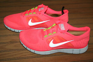 Nike Free RUN 3 Womens Athletic Shoes Neon Pink Orange #0: $T2eC16NHJIIE9qTYI1YSBRjuVs2Sf 60 35 JPG