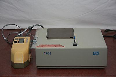 Rjs Codascan Ii Barcode Scanner Printer
