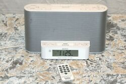 Sony Dream Machine ICF-CS10iP Alarm Clock, Radio w/ipod, iphone dock, remote