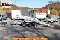 Hapert 3-Seiten-Kipper Cobalt HM-2 Ferro 335x180x30 3500kg Rampen Baden-Württemberg - Mühlhausen im Täle Vorschau