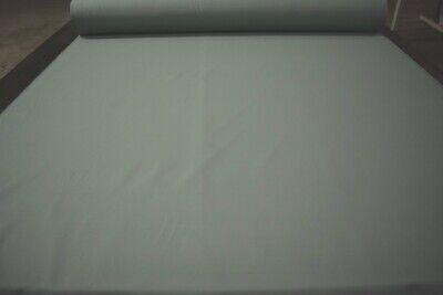 Gray 8 Oz Pure Cotton Canvas Twill Fabric 57