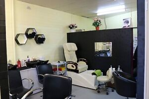 Salon for sale only $20000