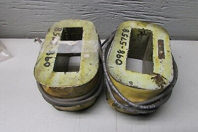 Letourneau 098-5758 Coil Lot Of 2