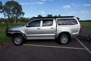 Toyota Hilux SR5 Dual Cab Auto Holloways Beach Cairns City Preview