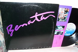 Pat-Benatar-Live-From-Earth-LP-NM-Vinyl-034-Picture-Sleeve-034