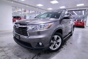 2014 Toyota Highlander Limited LIMITED,ONE OWNER, NON SMOKER FUL