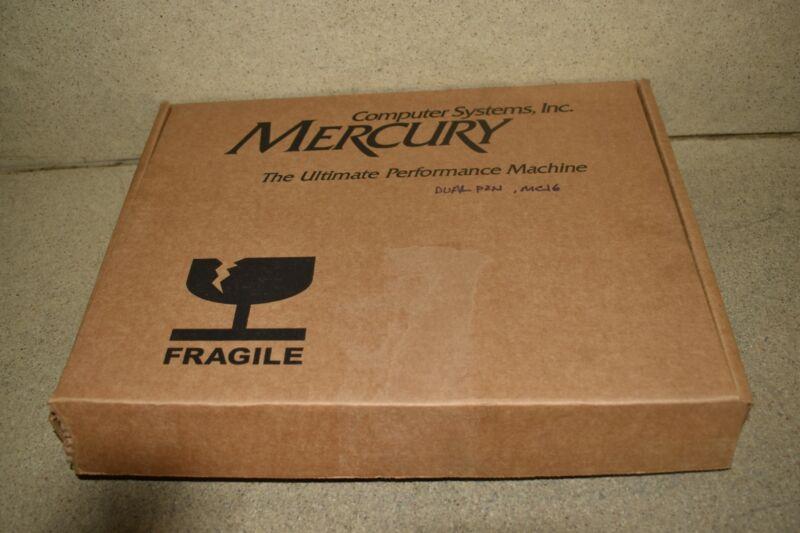 ^^ MERCURY COMPUTER RACE MCJ6 VMI/VME  MOTHERBOARD -NEW IN BOX   (GS43)