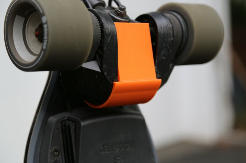 Boosted Board Motor Cover Upgrade Accessory Guard Skid Bash Stealth Mini Rock