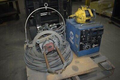 1997 Miller Spot Welder Model Psw2020att - 220 Volts