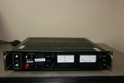 Sorensen Srl 20-12 Power Supply Recent Calibration 30 Day Warranty