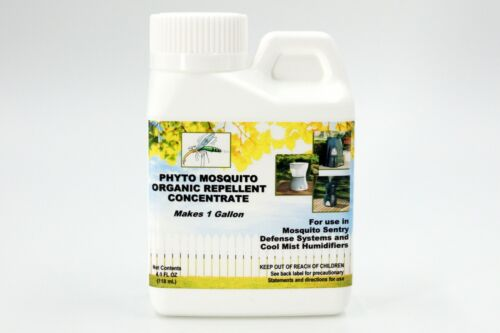 PHYTO MOSQUITO - Repellent for Mosquito Sentry Systems and Cool-Mist Humidifiers