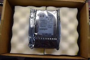 HP EG0146FAWHU 507119-003 SEAGATE ST9146803SS 146GB 2.5 3G 10K SAS DP HDD