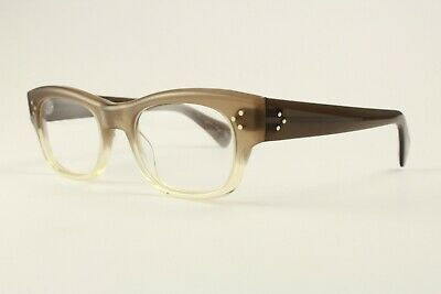 Authentic Oliver Peoples Glasses Bradford 5229 1333 Clear Olive 50mm Frames (Oliver Peoples Clear Frame Glasses)