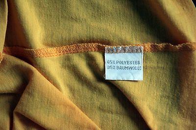 Anna Carina Damen T-Shirt gelb 80er True VINTAGE 80´s women fitness yellow shirt
