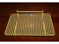 Vintage McDonald/'s Yellow Plastic Car Drive-In Window Food Snack Tray very rare