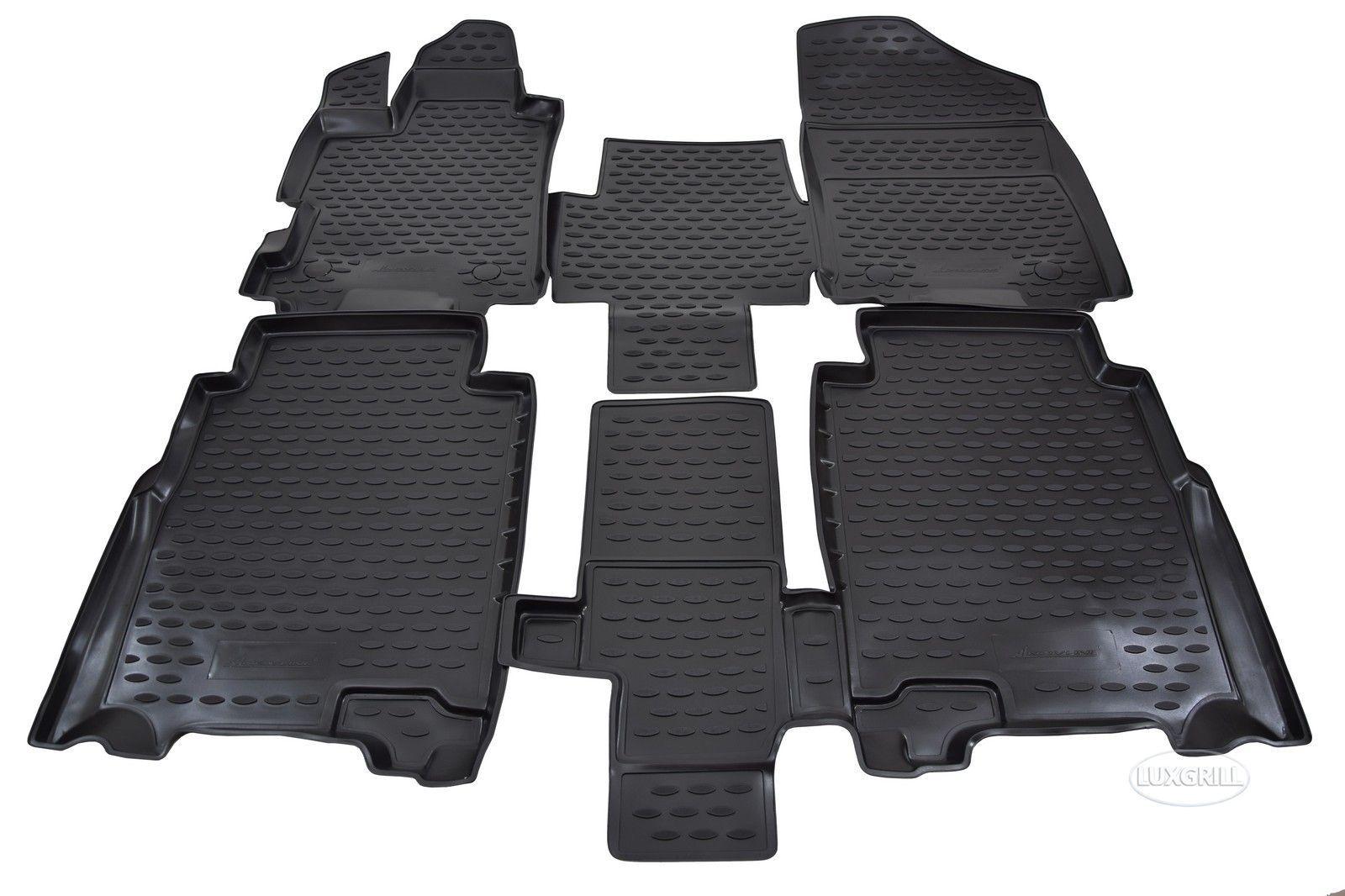 HONDA CRX CR X del sol TAPPETI-tappetini AUTO 4 block