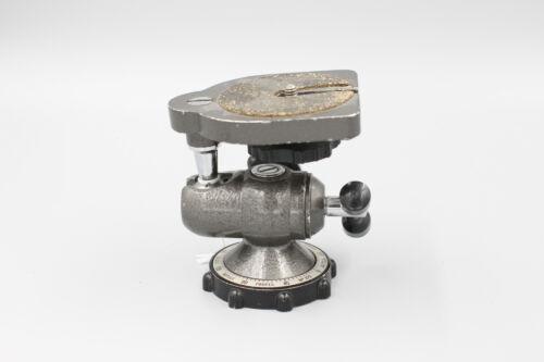 GITZO Tripod Ball Head Brevete No.275 w/ Camera Adapter Plate
