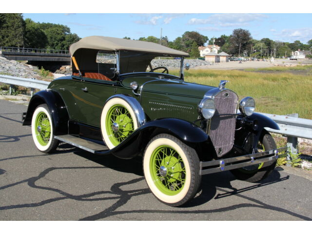 Image 1 of Ford: Model A ROADSTER…