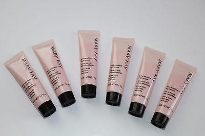 Mary Kay Extra Emollient Night Cream Lot 6 NEW FRESH Very Dry Skin Travel Size