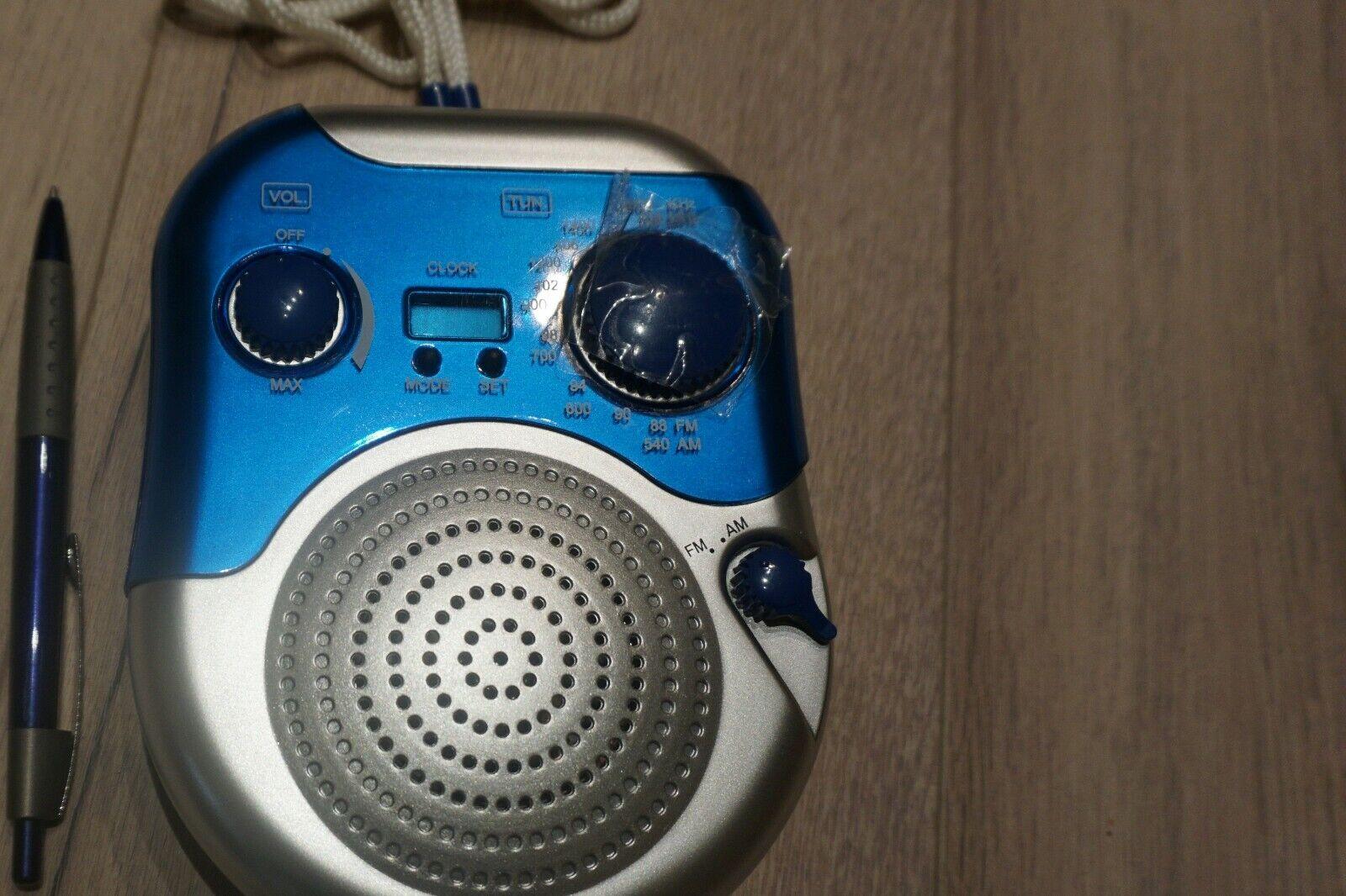 Badradio Duschradio wasserdicht