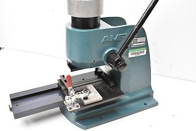 Amp 91085-2-f Arbor Press W Amp 230536-1 Base