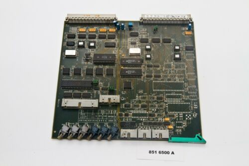 Pre-Owned Charmilles Circuit Board 851 6500 A