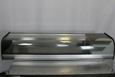 Ding Dent Fagor Vtp-139sl 54-78 Countertop Refrigerated Sushi Display Case