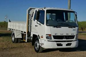 2019 Fuso Fighter 1124 Tipper With Dropsides South Murwillumbah Tweed Heads Area Preview