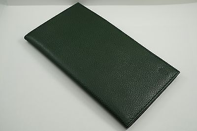 ROLEX VINTAGE LEATHER BILLFOLD & WALLET WITH PAD DATES 1970'S OR 80'S BUY IT NOW