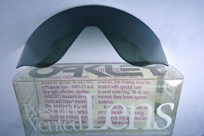 Vintage Oakley Factory Eyeshade Replacement Lens – Tinted