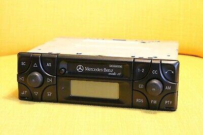 0740 REDUZIERT BE3200 Mercedes Audio 10 W210 R129 W202 R170 A208 Becker Radio